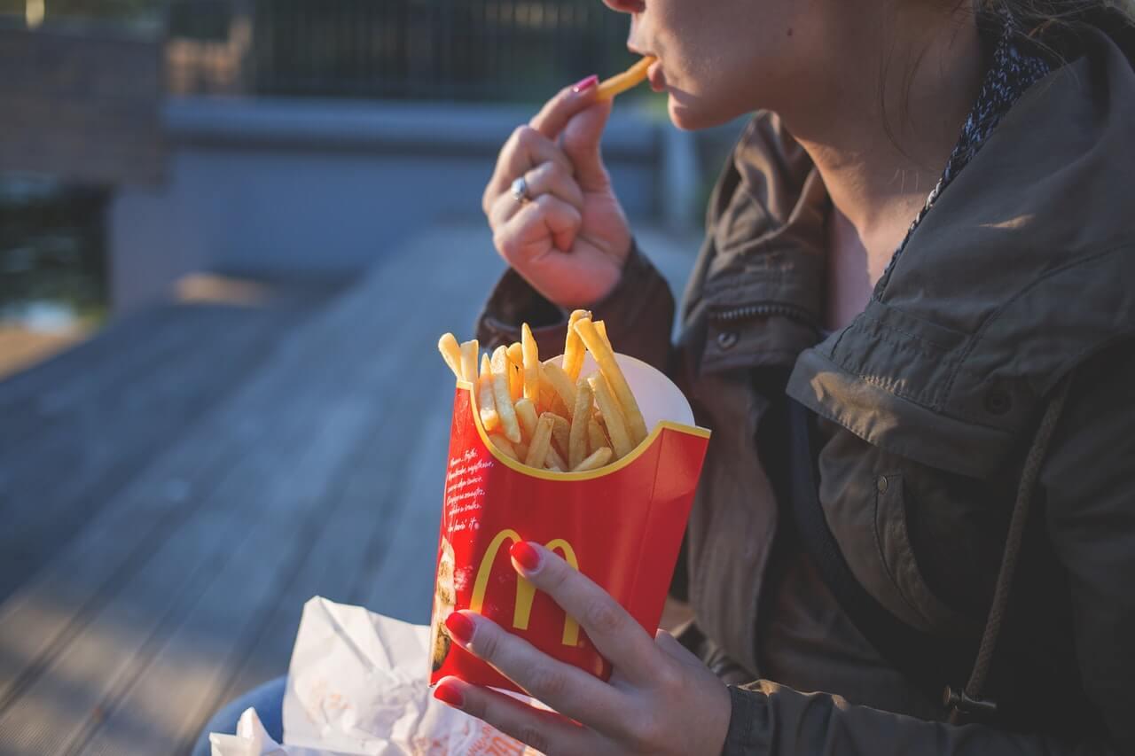 Aktualny cennik McDonalds